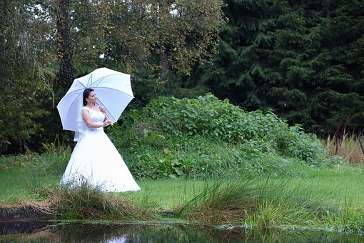 Wedding, White, Wedding Dress, Dress, Love, Fashion