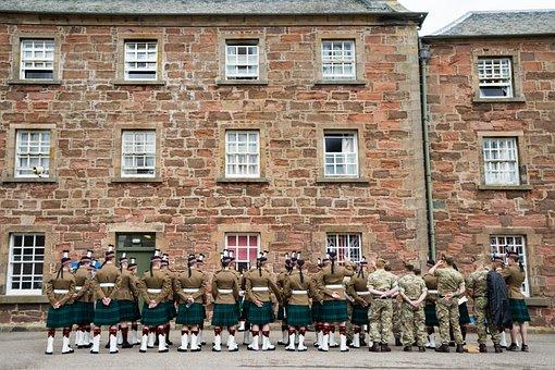Appeal, Scotland, Fort George, Barracks, Fortress