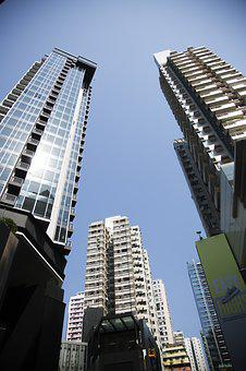 Tall Building, Windows, Building, Tall, Architecture