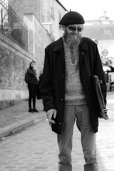 Montmartre, Street Photography, Artist, Paris