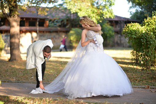 Bride, Wedding, Groom