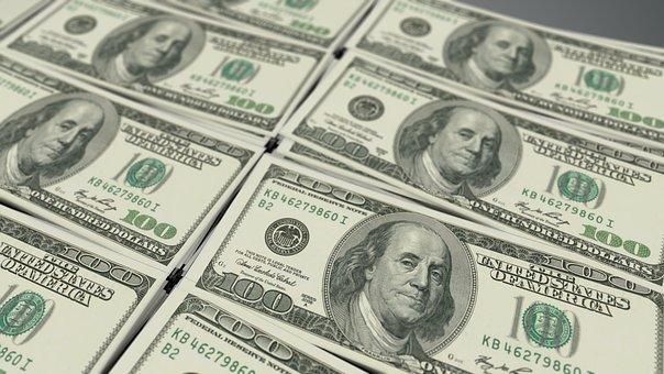 Usd, Bills, Dollars, Money, Cash, Currency, Financial