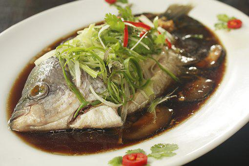 Fish, Food, Fresh, Dish