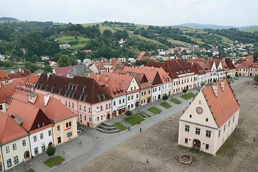 European, City, Town, Building, Cityscape, Architecture