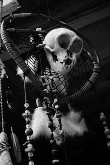 Skull, Halloween, Horror, Scary, Spooky, Evil, Death