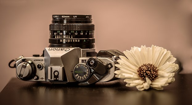 Old Camera, Film, Photo, Camera