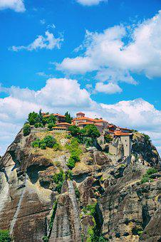 Travel, Greece, Wallpapers, Tourist Attractions Cattle
