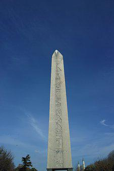 The Obelisk, Sultanahmet, Architecture, Istanbul