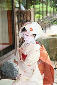 Japan, Kyoto, Geisha