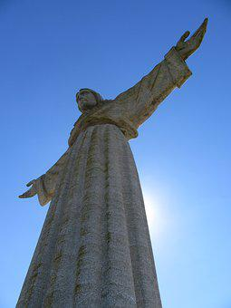 Jesus, Monument, Sculpture, The Art Of, Christianity