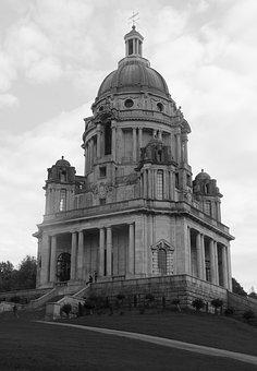 Lancaster, Memorial, Park, North, England, Ashton