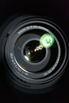 Industrial Products, Camera, Lens, Nikon, Light