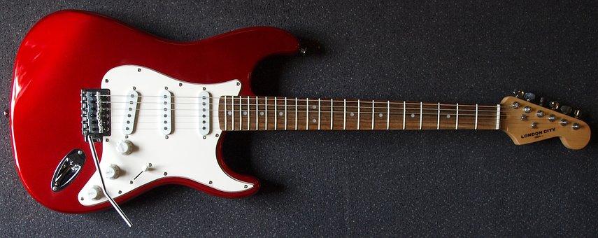 Guitar, London City Spitfire, London City