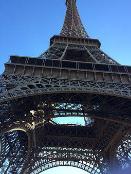 Paris, Tower, Eiffel Tower
