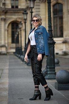 Street Style, Fashion, Paris