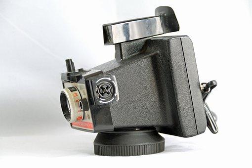 Polaroid, Camera, Picture
