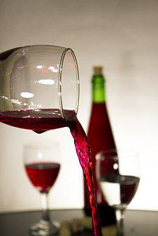 Wine, Product, Drink, Cups, Bottle, Glass, Liquor