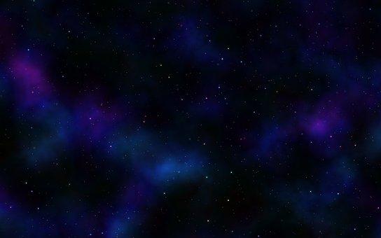 Space, Nebula, Galaxy, Background