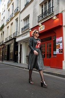 Fashion, Street Style, Paris
