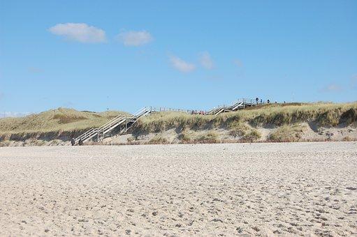 Sylt, North Sea, Holiday