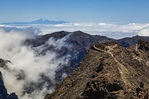 Teide, Mountain, Tenerife, Volcano, El Teide
