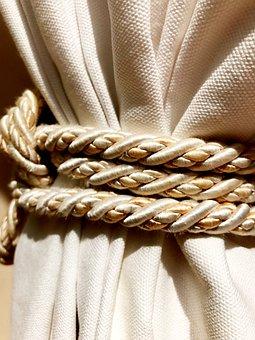 Curtain, Fabric, Textile, Decoration, Drapery, Texture