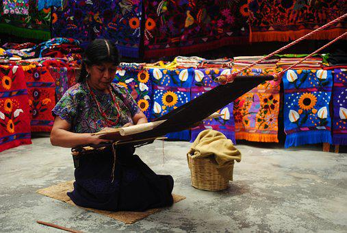 Crafts, Women, Tradition, Mexico