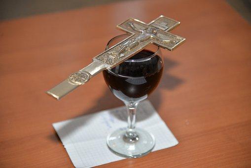 Church, Vine, Wine, Religion