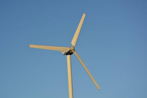 Wind Turbine, Renewable Energy, Electricity, Small