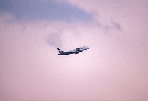 Plane, Flight, Aeroplane, Airplane, Travel, Transport