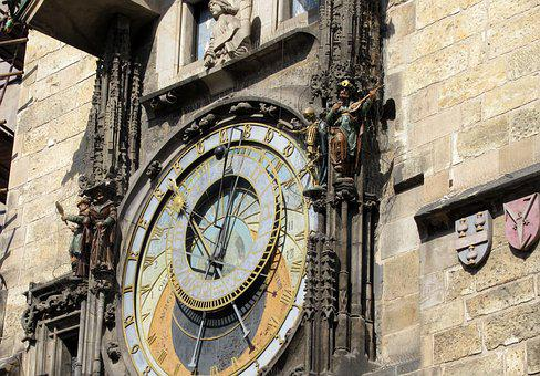 Prague, Astronomical Clock, Hour S