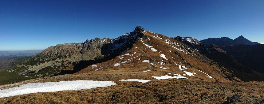 Tatry, Mountains, Autumn In The Mountains