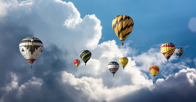 Emotions, Adventure, Holiday, Balloon, Travel