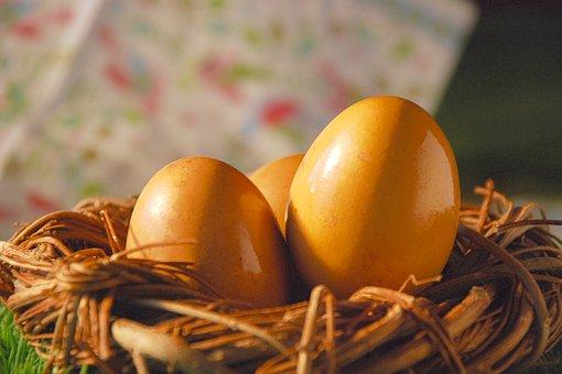 Egg, Eggs, Easter, Spring, Easter Time