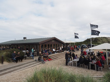 Zanzibar, Bar, Beach Hut, Restaurant, Kiosk