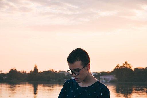 Man, Lad, Young, Nature, Tumblr, Sadness