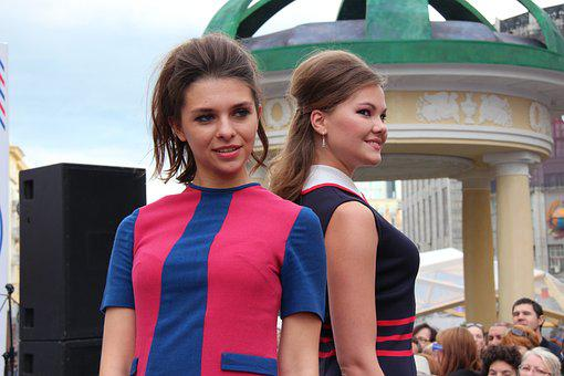 Fashion Show, Model, Shopping, Girl, People, Young