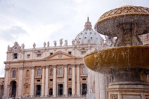 St Peter's Basilica, Rome, San Pietro, Monument