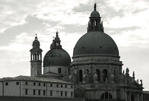 Architecture, Church, Building, Venice, Steeple, Chapel