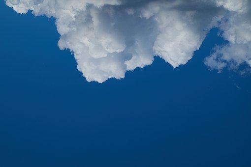 Sky, Cloud, Air, Clouds, Blue, White, Solar, Summer