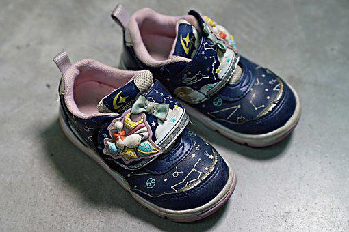 Child's Shoe, Fashion, Footwear, Small, Childhood, Wear