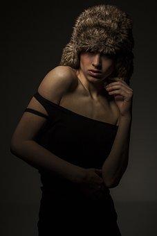Women's, Fashion, Art, Fashion Shoot, Young Model