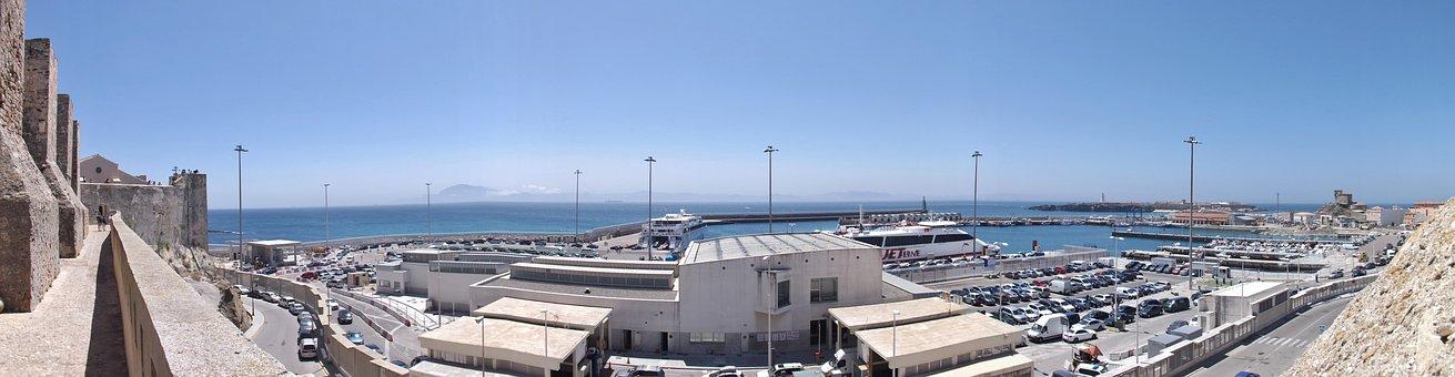 Cadiz, Spain, Europe, Beach, Sea, Travel, Tourism