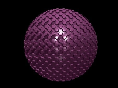 Sphere, 3d, Geometry, Math, Design