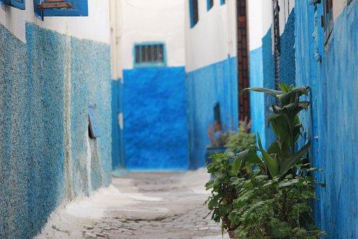 Rabat, Morocco, Fes, Casablanca, Tangier, Staircase
