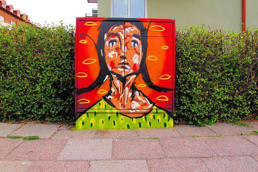 Malmö, Seved, Art, Graffiti, Street Culture, Street Art