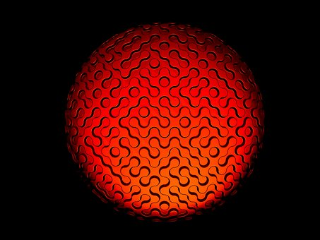 Sphere, 3d, Geometry, Structure, Digital, Geometric