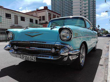 Truck, Chevrolet, Old