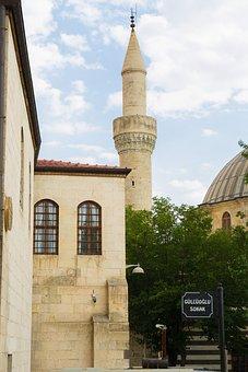 Gaziantep, Turkey, Mosque, City, Islam, House Of Prayer