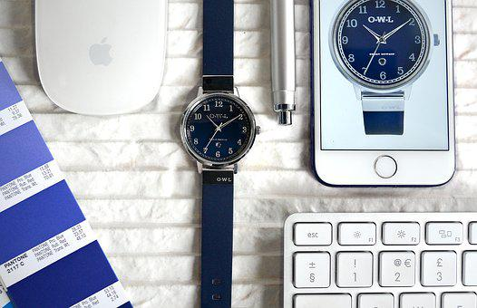 Watches, Work, Watch, Time, Working, Computer, Apple